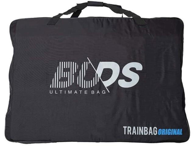 Buds TRAINBag Original Sac De Transport Pour Vélo, black